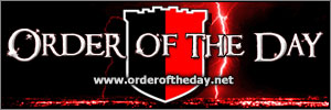 Order of The Day - Banner