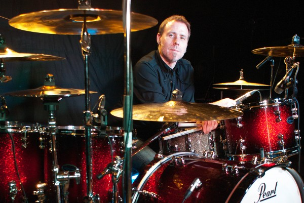 Andrew Lamarche - Pearl Reference Pure Drums