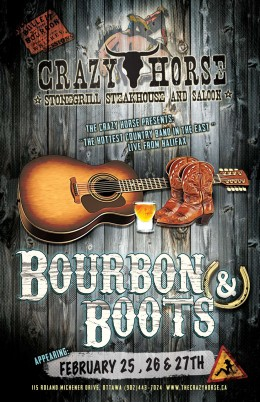 Bourbon & Boots - Feb 25-27