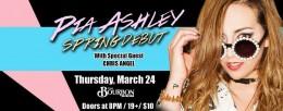 Pia Ashley - March 24, 2016