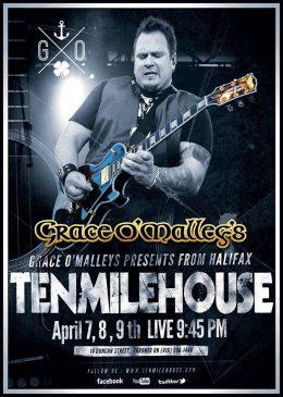 Ten Mile House - Grace O'Malley's Toronto