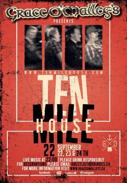 Ten Mile House Toronto
