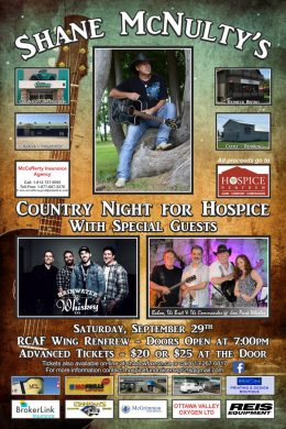 Shane McNulty Country Night